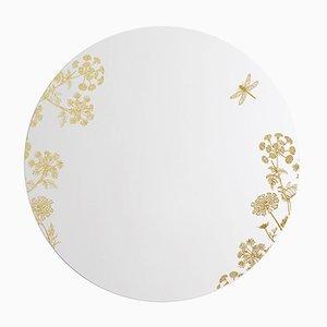 Specchio Thespia dorato di BiCA-Good Morning Design