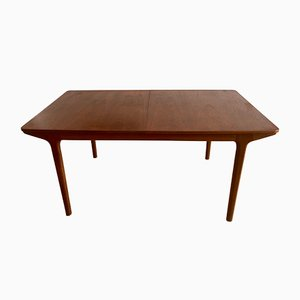 Mid-Century Teak Dining Table by Tom Robertson for McIntosh