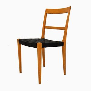 Mimat Mi 401 Dining Chairs by Bruno Mathsson for Firma Karl Mathsson, 1960s, Set of 6