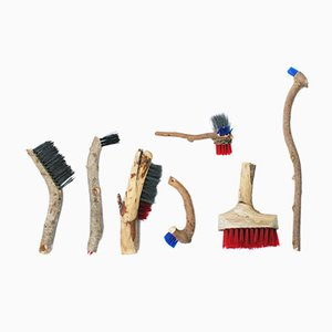 Holzbürste von Aya Zehavi