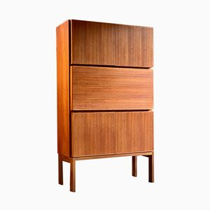 GR69 Teak Drinks Cabinet by Robert Heritage for Gordon Russell, 1969