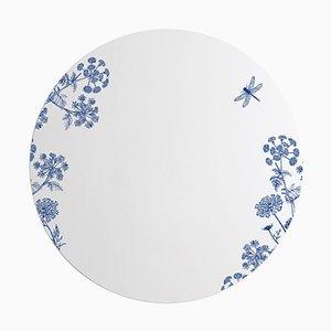 Specchio Thespia blu di BiCA-Good Morning Design