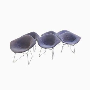 Chaise Diamond Vintage par Harry Bertoia pour Knoll International