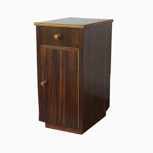 'Cumbrae' Walnut Bedside Cabinet by Neil Morris for Morris of Glasgow, 1950s