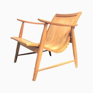 Ronco Sessel von Jacob Müller für Wohnhilfe, 1950er