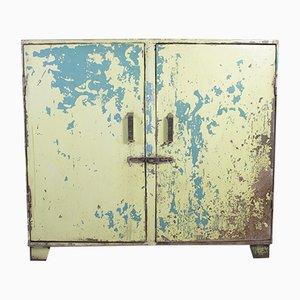 Vintage Industrial Cabinet, 1960s