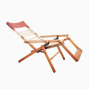 Model 480 Deck Chair from Thonet, 1936