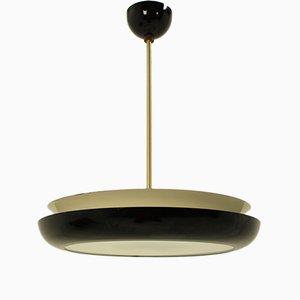Lámpara colgante UFO de Josef Hůrka para Napako, años 50