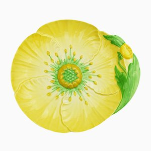 British Buttercup Plate from Carlton Ware, 1926