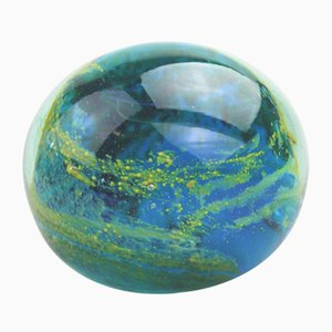 Maltese Paperweight by Michael Harris for Mdina Glass, 1970s