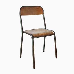 Vintage Industrial Chair, 1950s