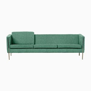 Personalisierbares 442 Sofa von Pierre Paulin für Artifort, 1960er in Aquamarin
