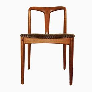 Juliana Esszimmerstühle von Johannes Andersen für Uldum, 1960er, 2er Set