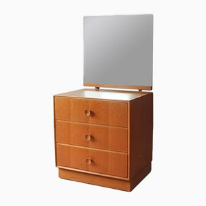 Mid-Century Chest of Drawers with Mirror from Meredew, 1960s