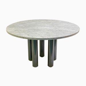 Tavolo vintage di Marco Zanuso per Zanotta