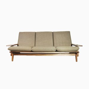 Brasilianisches Mid-Century Sofa, 1960er