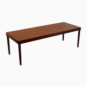 Table Basse Vintage par Henning Kjaernulf pour Vejle Mobelfabrik