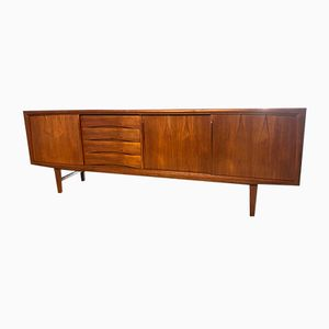 Vintage Sideboard by Axel Christensen for Omann Jun, 1960s