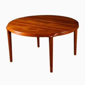 Table Basse en Teck par John Bone pour Mikael Laursen, Danemark, 1960s