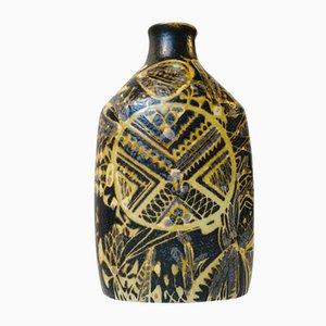Vaso Mid-Century in ceramica di Nils Thorsson per Royal Copenhagen, anni '60