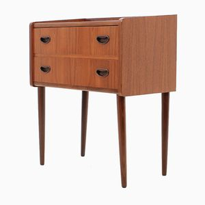 Danish Teak Chest of Drawers, 1960