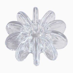 Candelabro vintage de cristal de Rosenthal