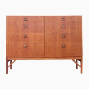 China Series Chest of Drawers by Børge Mogensen for FDB Møbler, 1950s