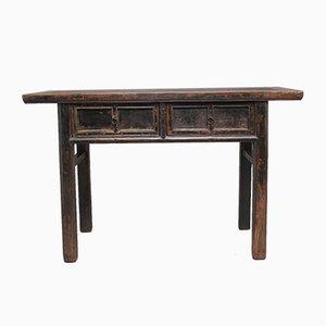Tavolo rustico, Cina, fine XIX secolo