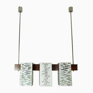 Vintage Sculptural Pendant Lamp