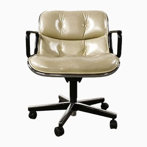 Executive Chair by Charles Pollock for Knoll International, 1980s
