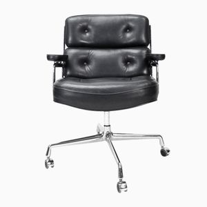 Vintage Time Life Lobby Chair by Charles & Ray Eames for Vitra