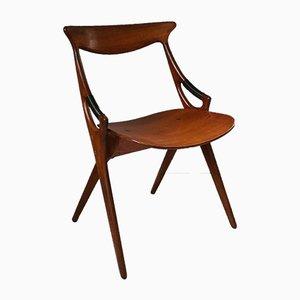 Modell 71 Stuhl von Arne Hovmand Olsen für Mogens Kold, 1950er