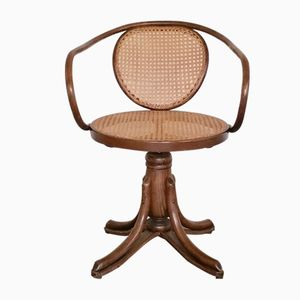 Vintage 5501 Bentwood Chair from Thonet, 1950s