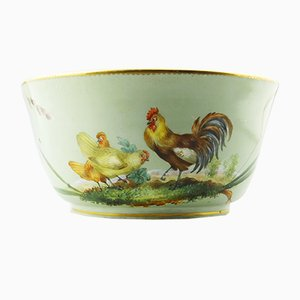 Antique English Porcelain Bowl, 1850s