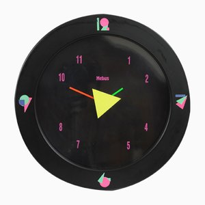 Vintage Wall Clock from Mebus, 1990s