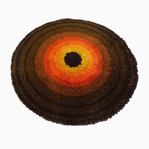 Vintage High-Pile Rug from Desso, 1970s