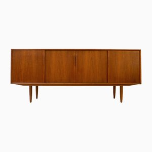 Mid-Century Danish Teak Sideboard by Axel Christensen for Odder, 1960s