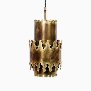 Lampe à Suspension Brutaliste par Svend Aage Holm Sørensen pour Holm Sørensen & Co., 1960s