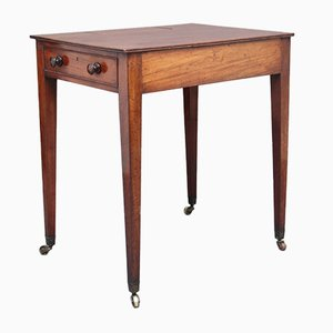 19th Century Mahogany Writing Table