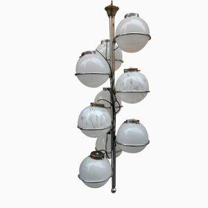 Lámpara de techo era espacial, años 70