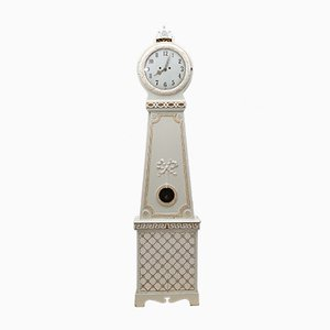 Gustavian Grandfather Clock, 1800s