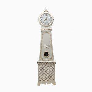 Reloj de caja alta gustaviano, década de 1800