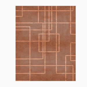 Terracotta Rug from Covet Paris
