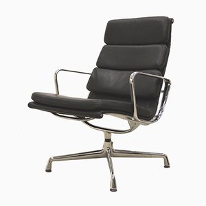 EA215 Swivel Chair by Charles & Ray Eames for Vitra, 1980s