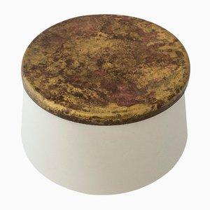 Pot en Porcelaine Fait à la Main par Anna Diekmann