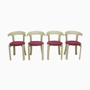 Chaises de Salle à Manger par Bruno Rey pour Kusch+Co, 1970s, Set de 4