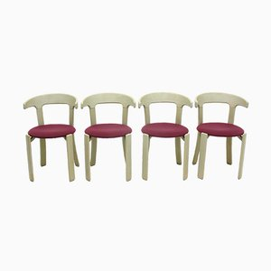 Dining Chairs by Bruno Rey for Kusch+Co, 1970s, Set of 4