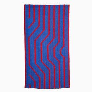 Handgewebter Teppich von Jacqueline James