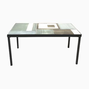 Mid-Century Coffee Table by Roger Capron