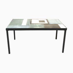 Tavolino da caffè Mid-Century di Roger Capron